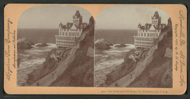 Cliff House in San Francisco 2