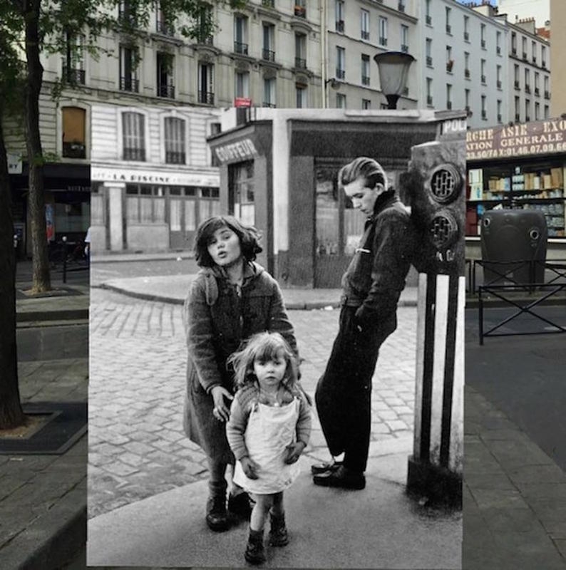 Historic Scenes from the Past with the Present 10