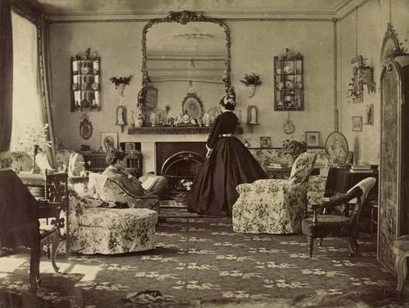 inside victorian homes 2