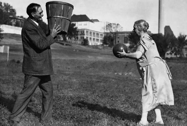 Dr James Naismith