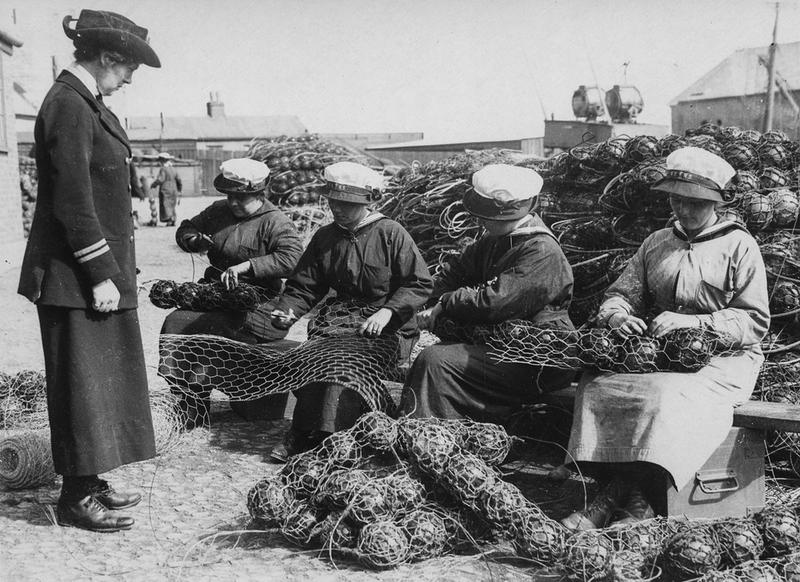 women workers of ww1 10