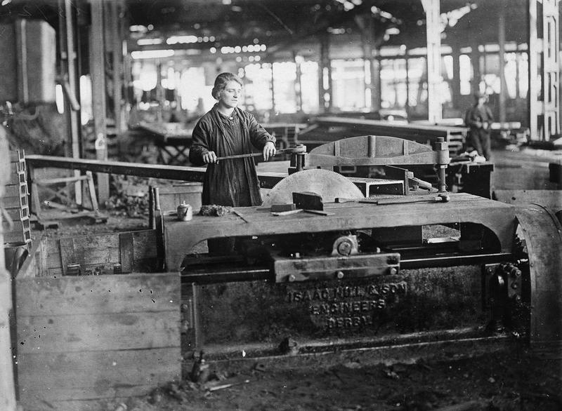 women workers of ww1 16
