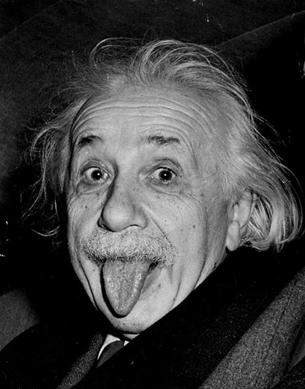Old Photos of Albert Einstein 10