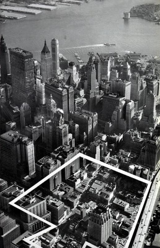construction of twin towers 3