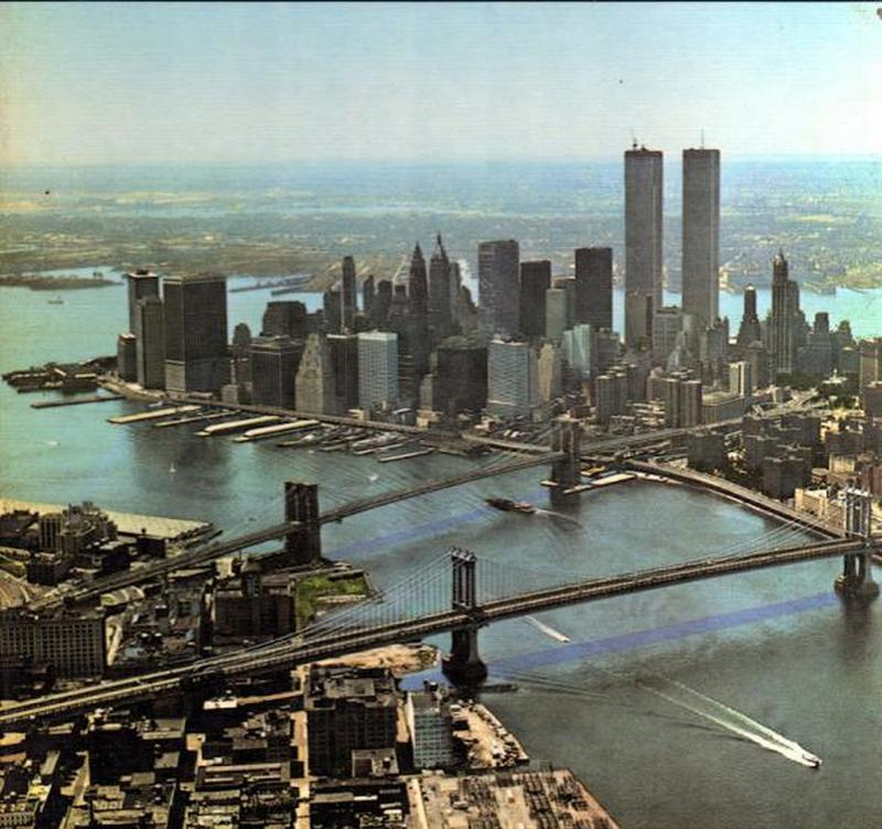 construction of twin towers 14