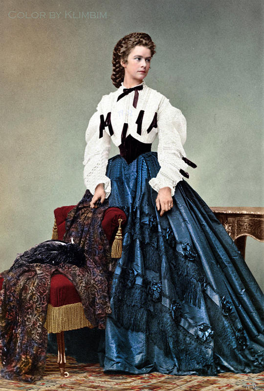 colorized victorian portraits 9