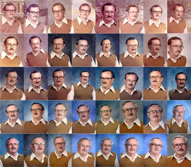 teacher-wore-same-shirt-on-yearbook-photo