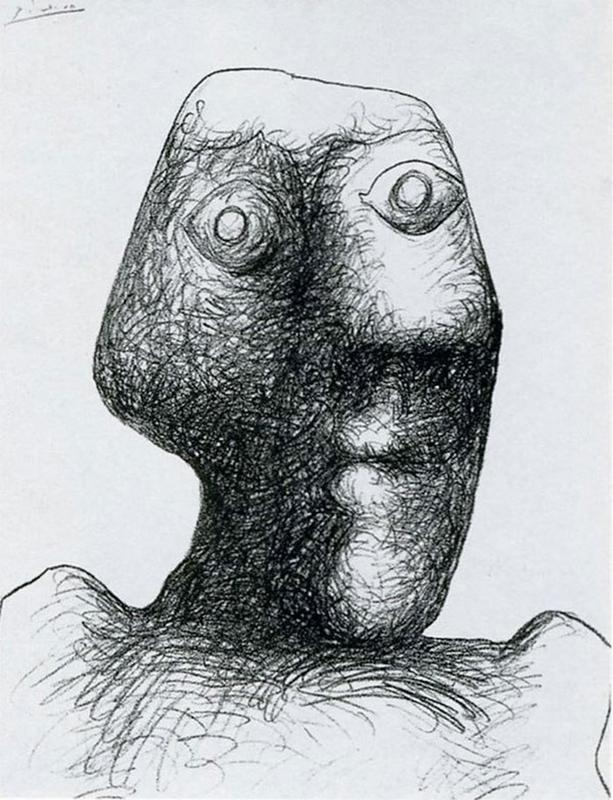picasso-self-portrait-14