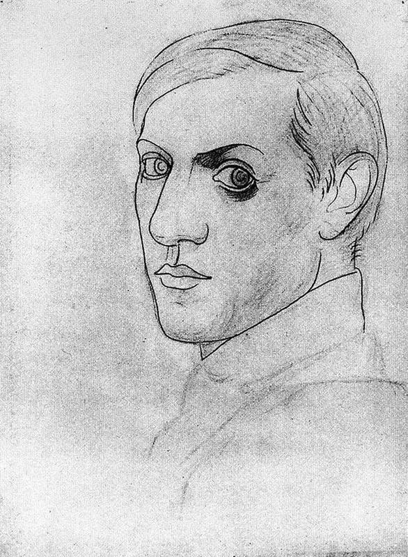 picasso-self-portrait-6