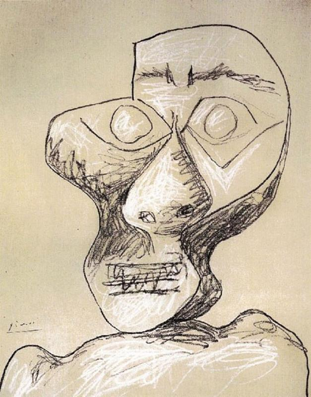 picasso-self-portrait-13
