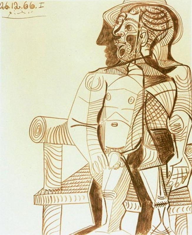 picasso-self-portrait-9