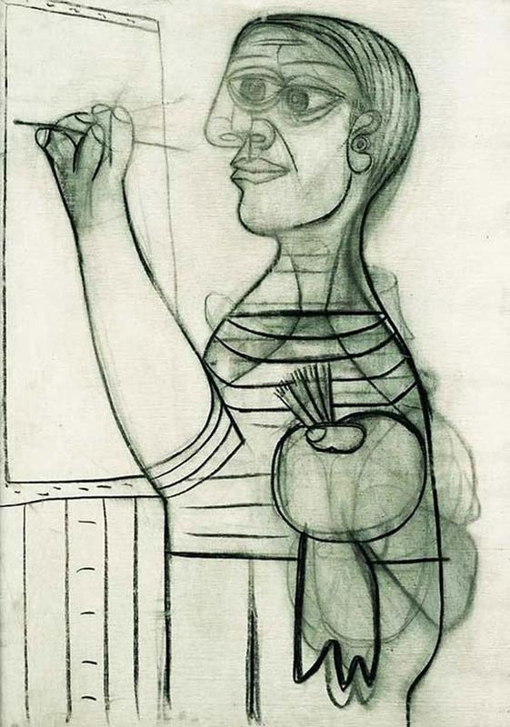 picasso-self-portrait-7