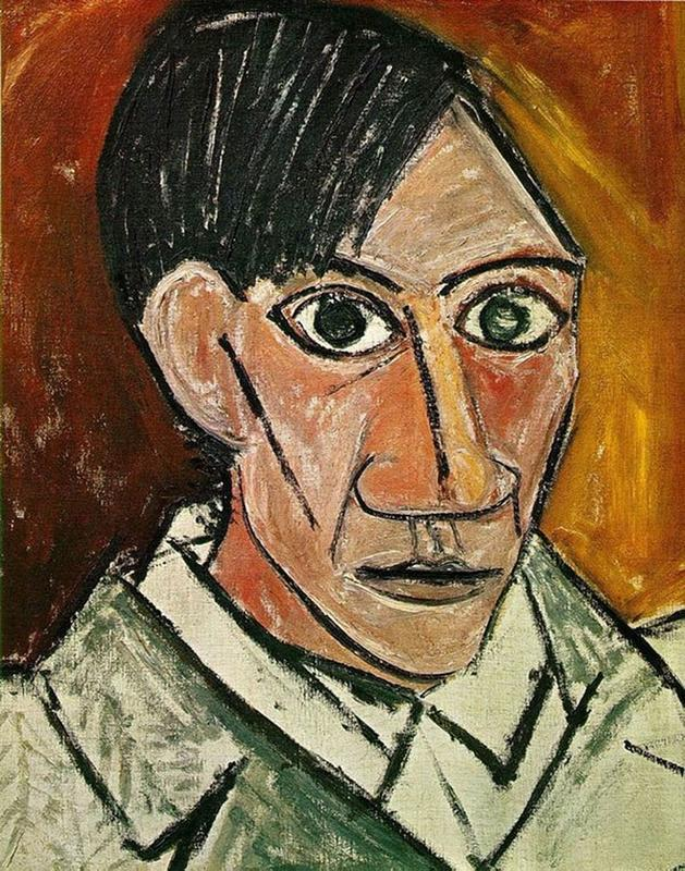 picasso-self-portrait-5