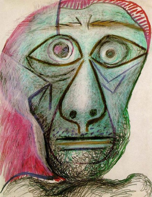 picasso-self-portrait-12