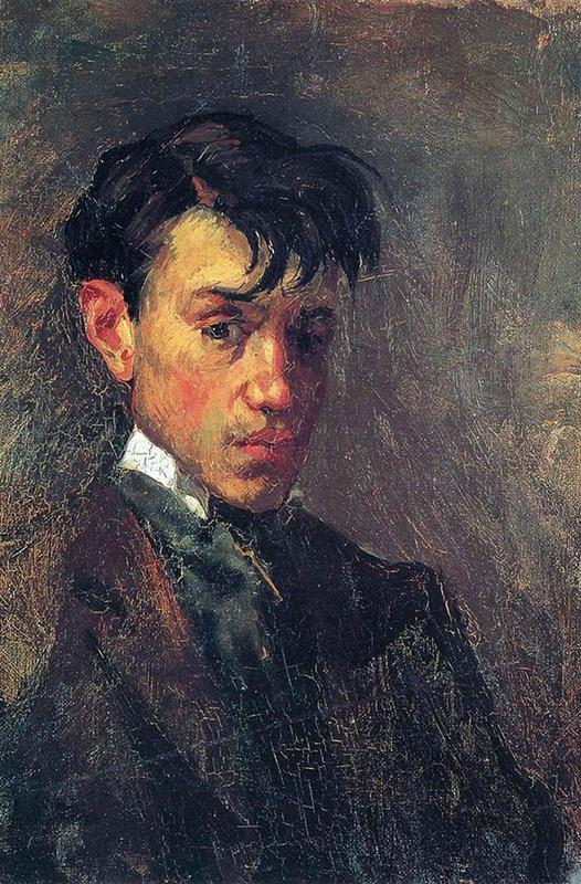 picasso-self-portrait-1