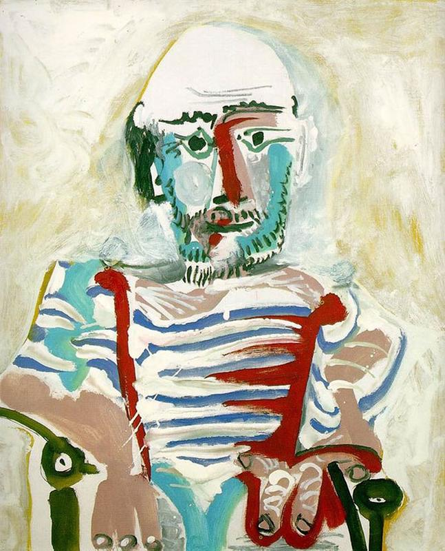picasso-self-portrait-8