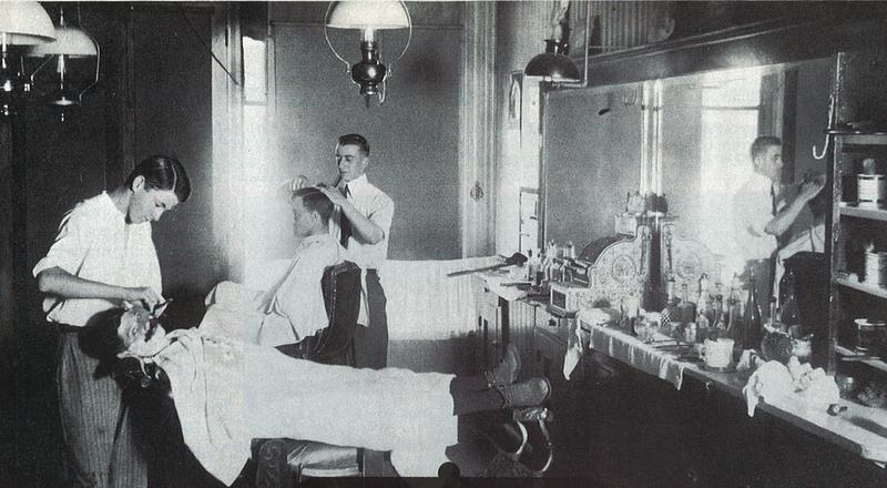 barber-dentist