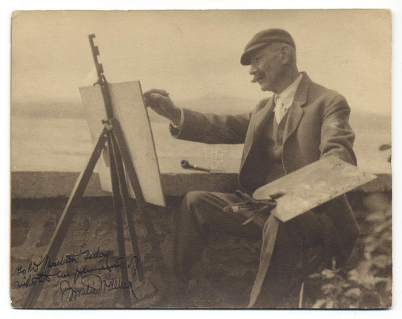 vintage-photos-of-artists-at-work-10