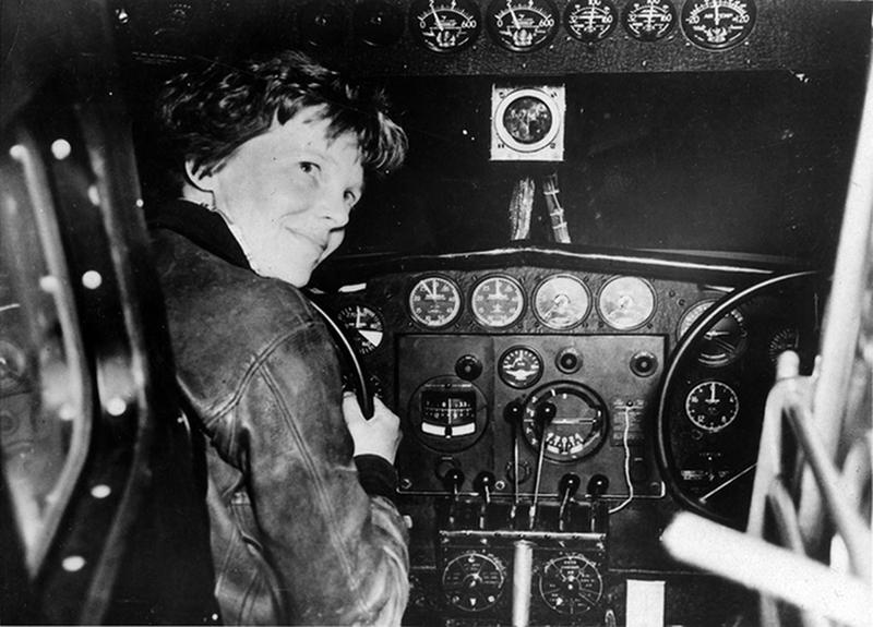 amelia-earhart-prior-to-last-takeoff