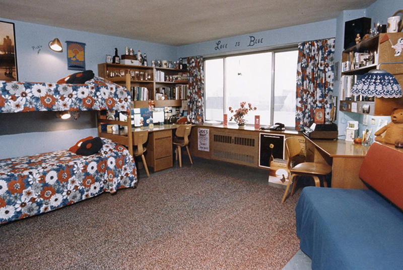vintage dorm photos 25