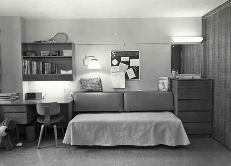 vintage dorm photos 17