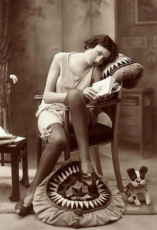 vintage women beauty 8