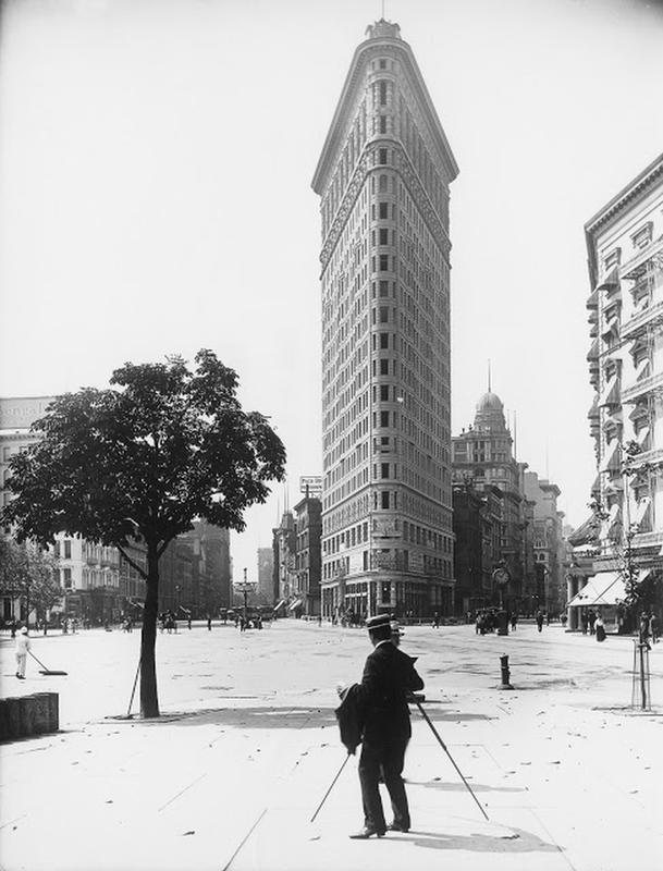Flatiron Building Under Construction (9)