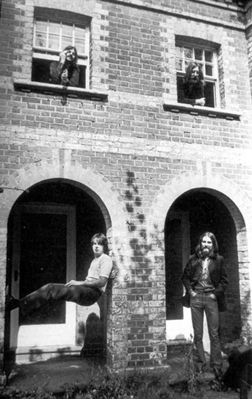 the beatles last photo session 5