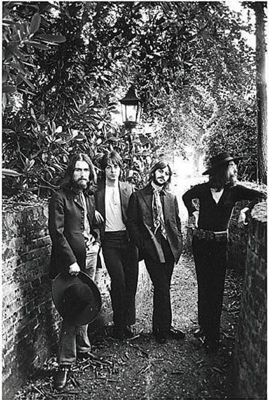 the beatles last photo session 10