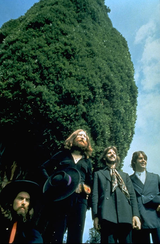 the beatles last photo session 8