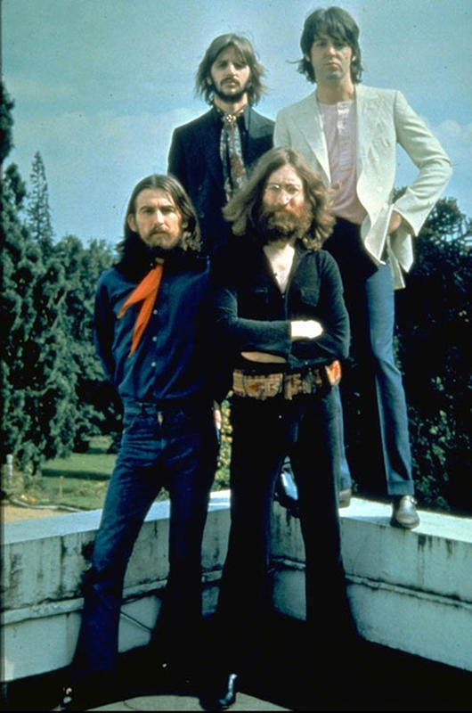 the beatles last photo session 13
