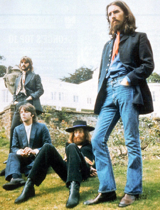 the beatles last photo session 1