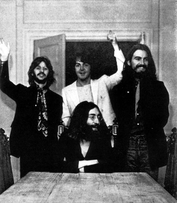 the beatles last photo session 12