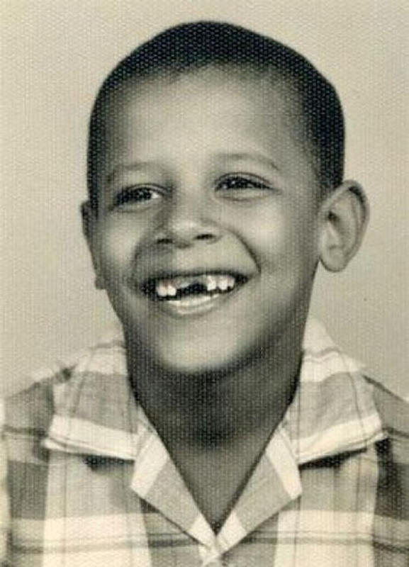 Barack Obama hildhood (12)