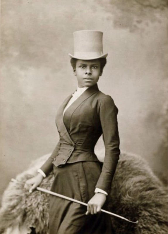 victorian women of color 10