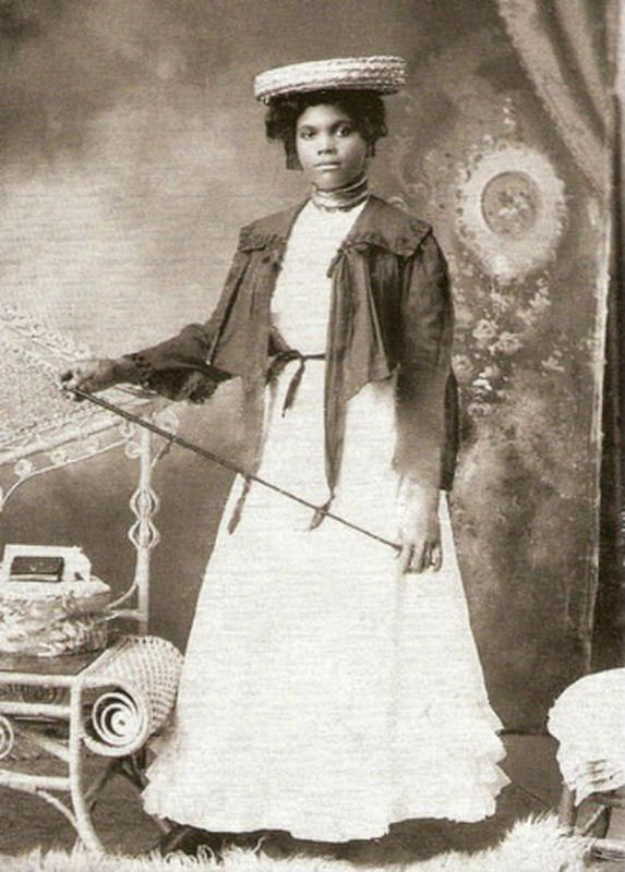 victorian women of color 8