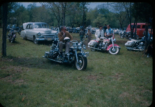 Classic Motorbikes in the 1950s-60s (9)