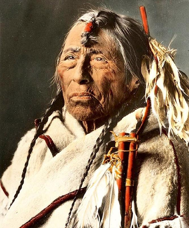 color-photos-native-americans 1