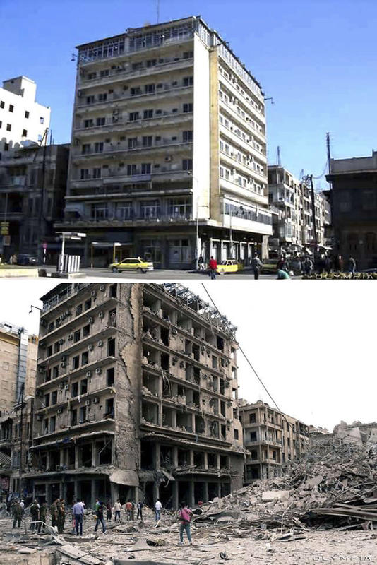 syria before after war 30