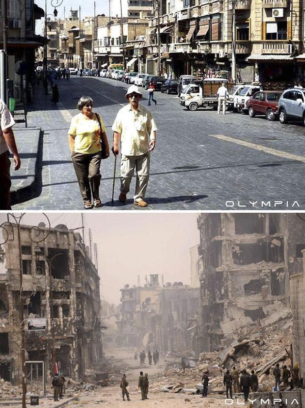 syria before after war 8