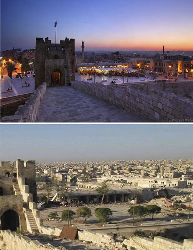 syria before after war 10