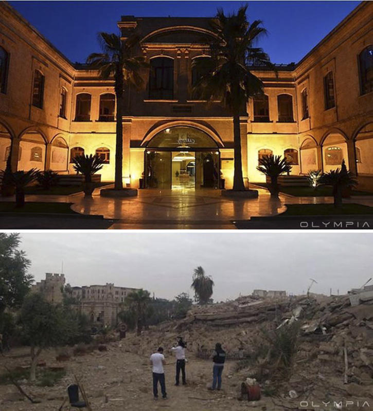 syria before after war 24