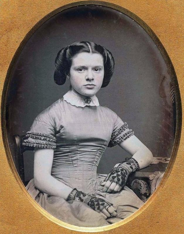 Victorian Teenage girs from the 1840s-90s (16)