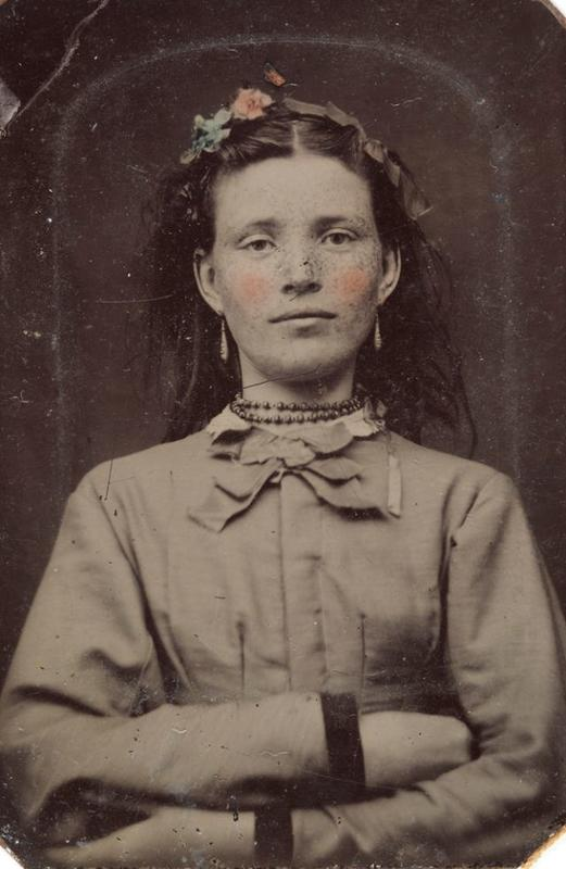 Victorian Teenage girs from the 1840s-90s (28)