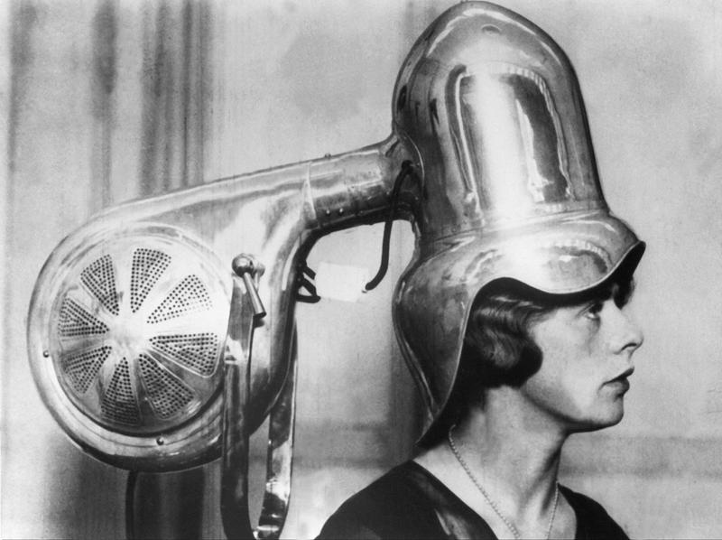 vintage hair dryers (1)