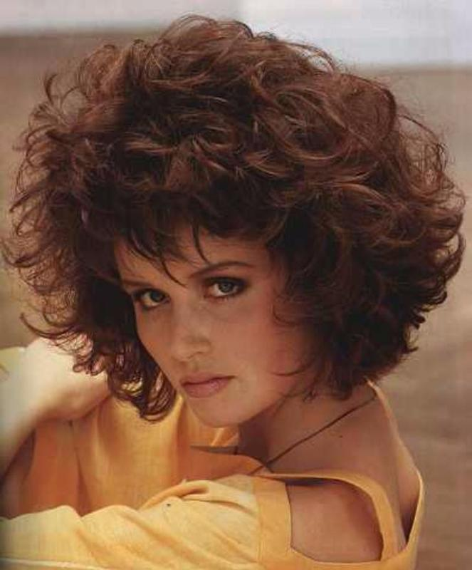 Women Rock Hairstyle in the 1980s (20)
