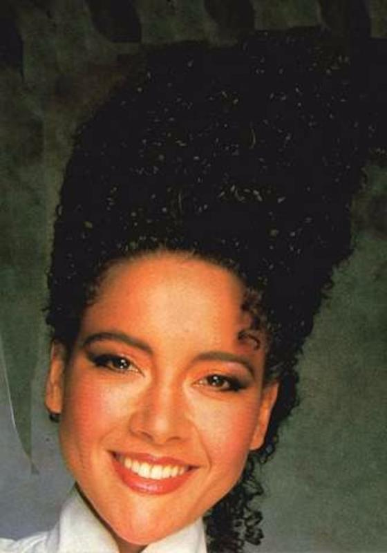 Women Rock Hairstyle in the 1980s (4)