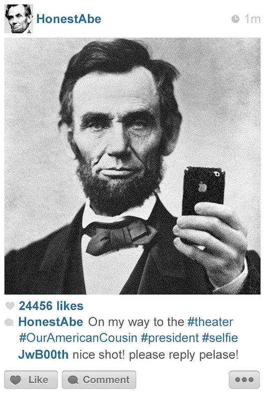 History in Instagram 1