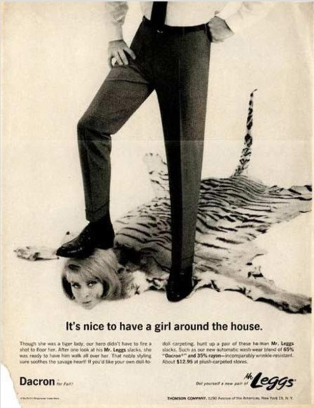 sexist vintage ads 9