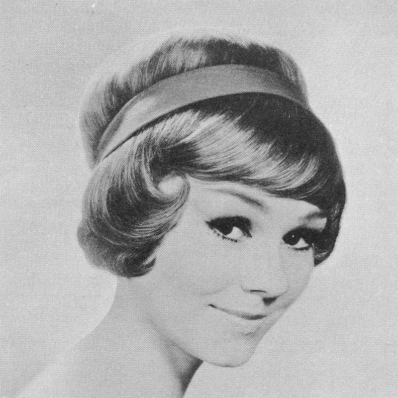 1960s Hairstyle 4